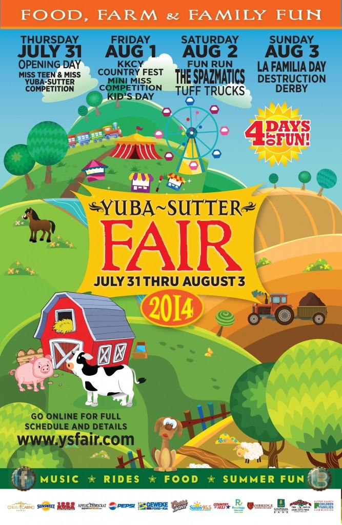 2014 Fair Poster