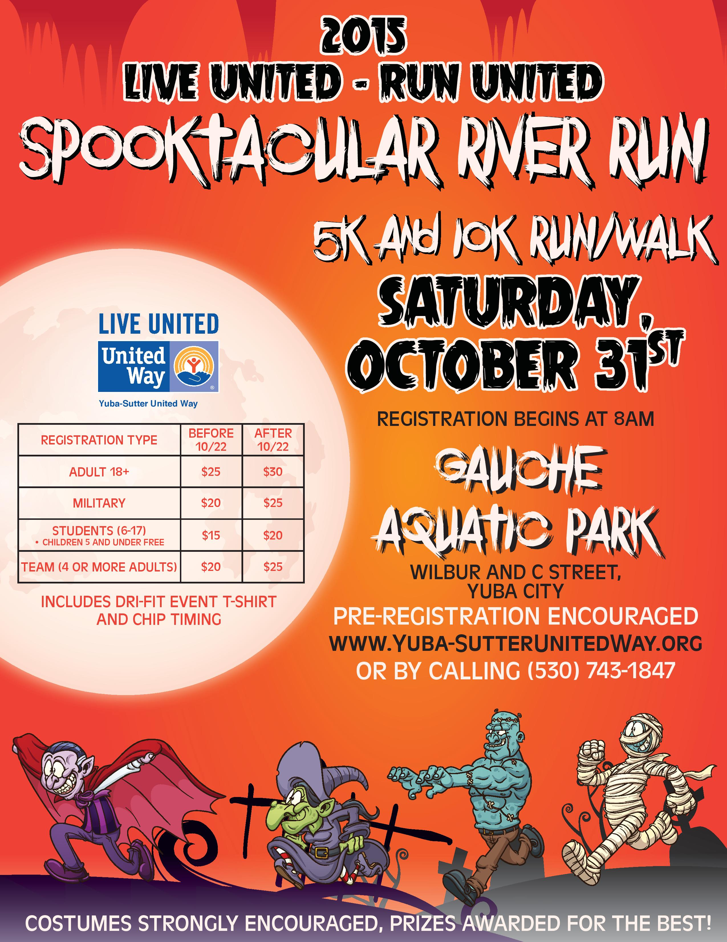 River Run No Sponsors- 2015