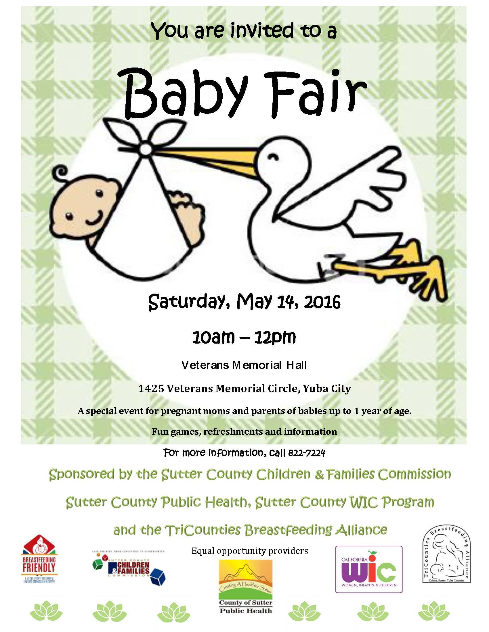 Baby Fair 2016 EN
