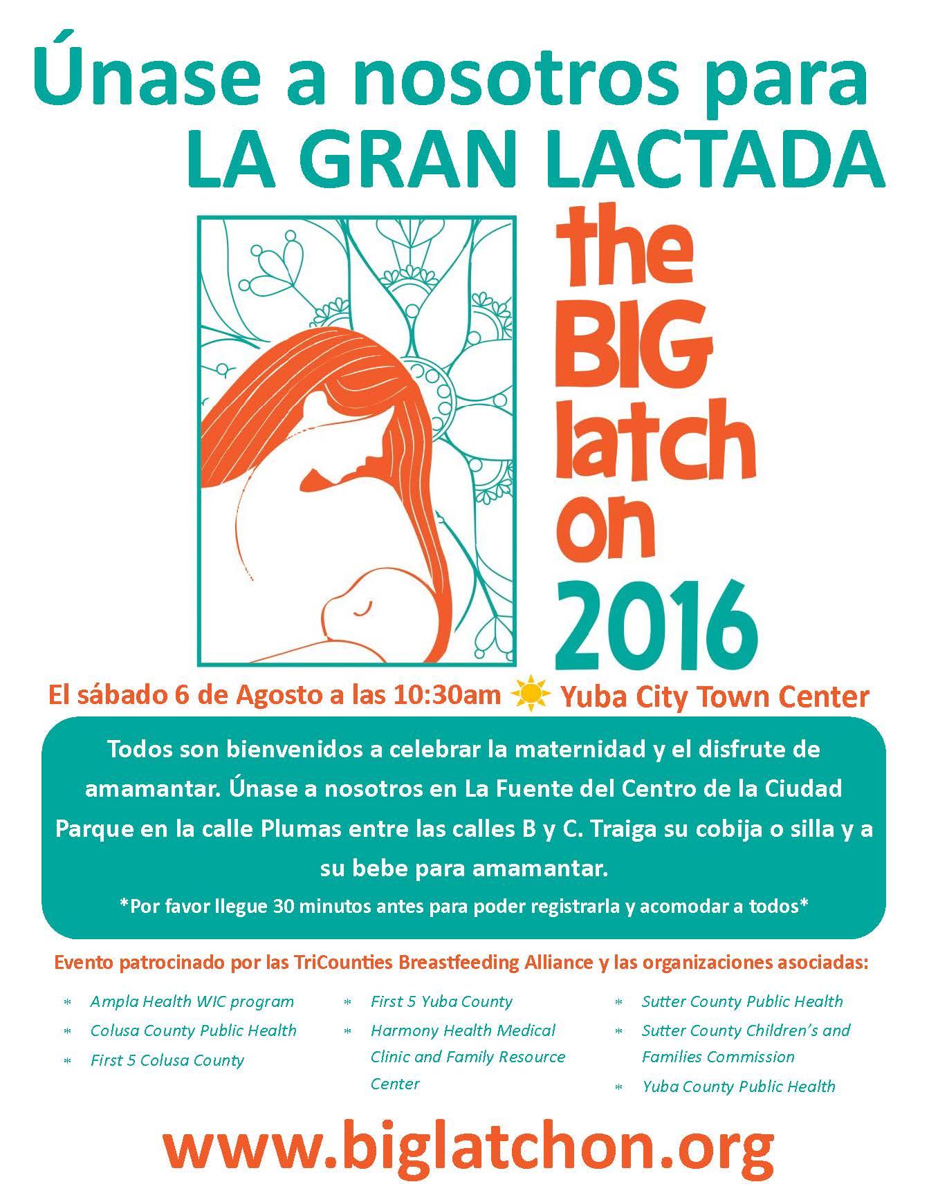 Latch-on 2016 Spanish